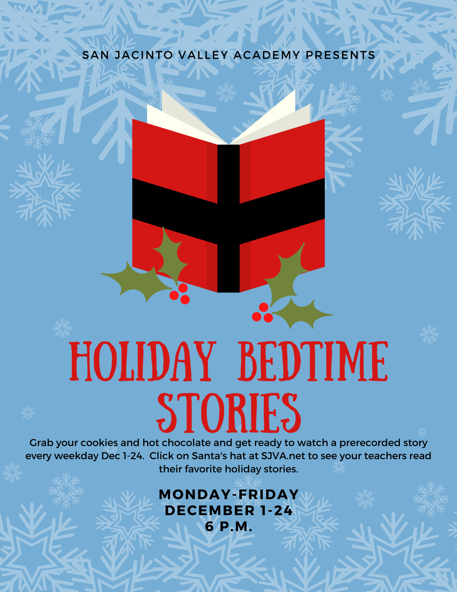 Holiday Bedtime Stories