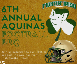 6th Annual Aquinas Football BBQ