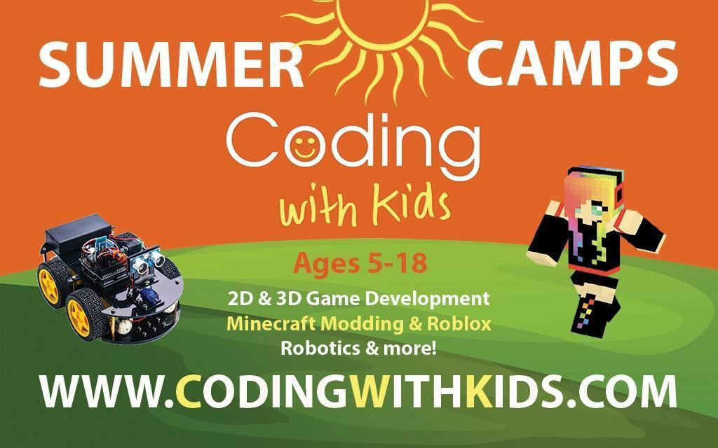 Coding with Kids – GVA DC Summer Camp – Global Village
