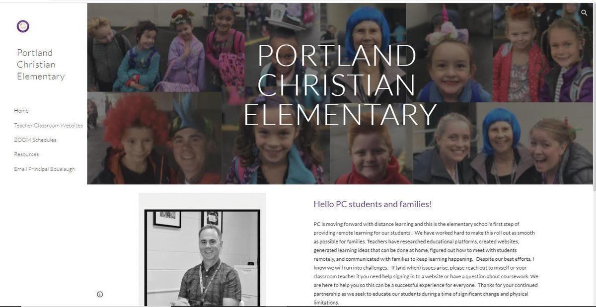 PC Elementary Website