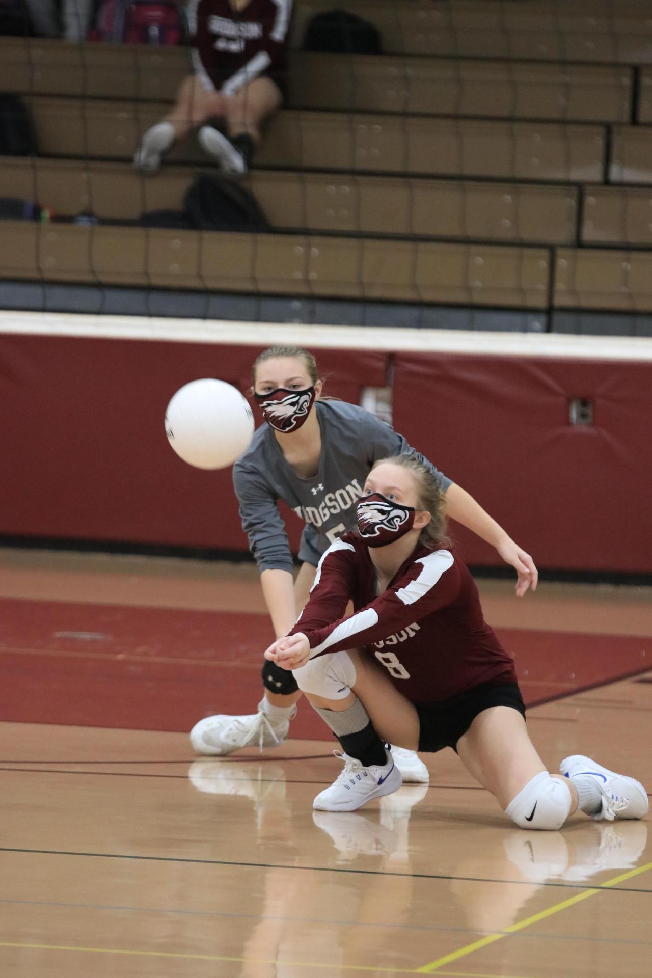 Hodgson Volleyball