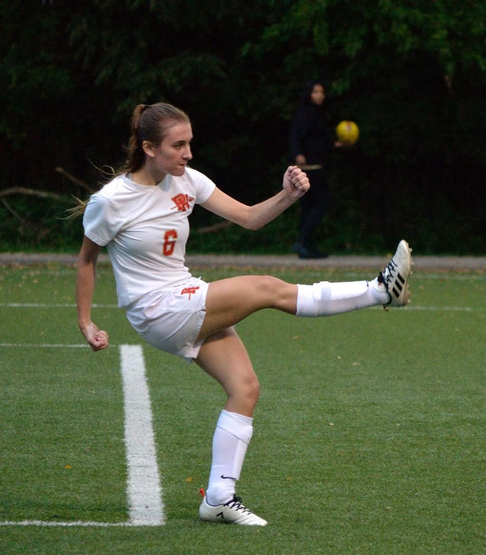 JV Girls Soccer vs West Mifflin - 091717