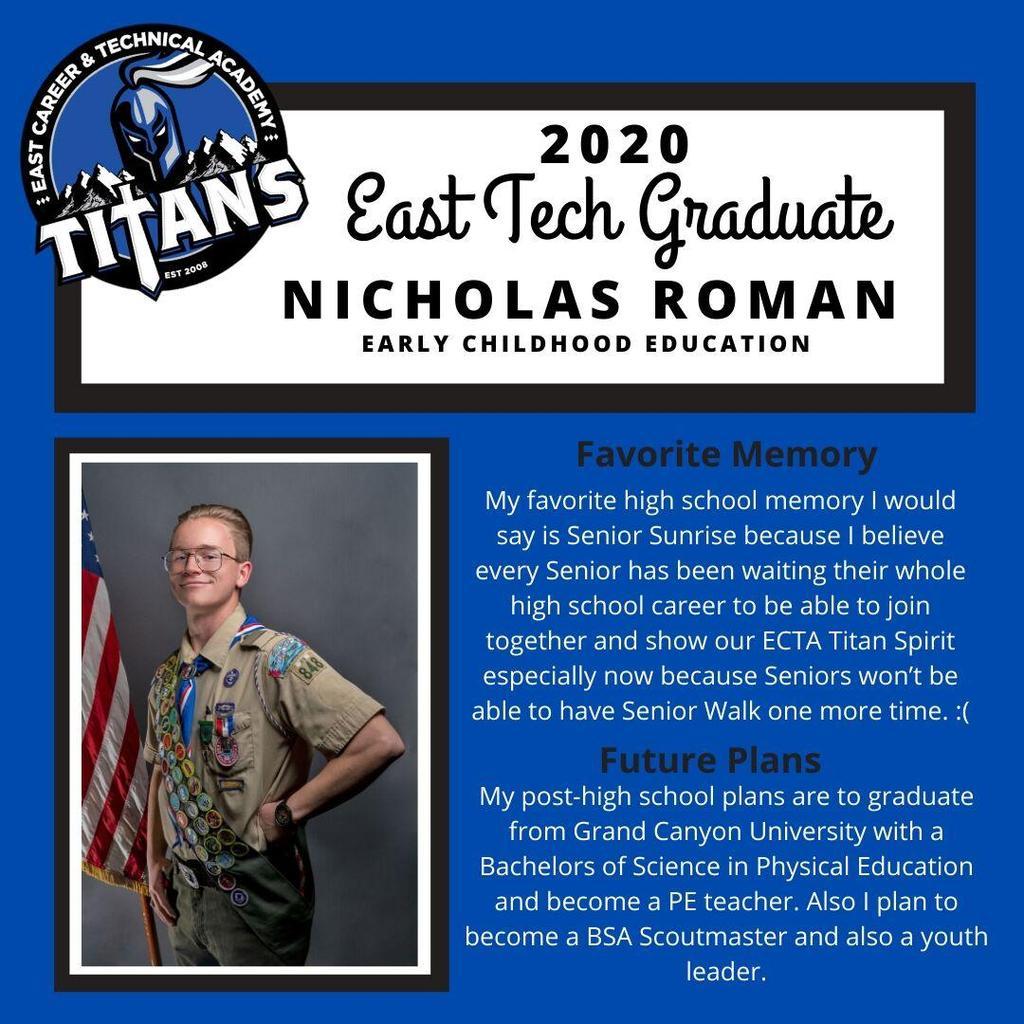 Spotlight Nicholas Roman