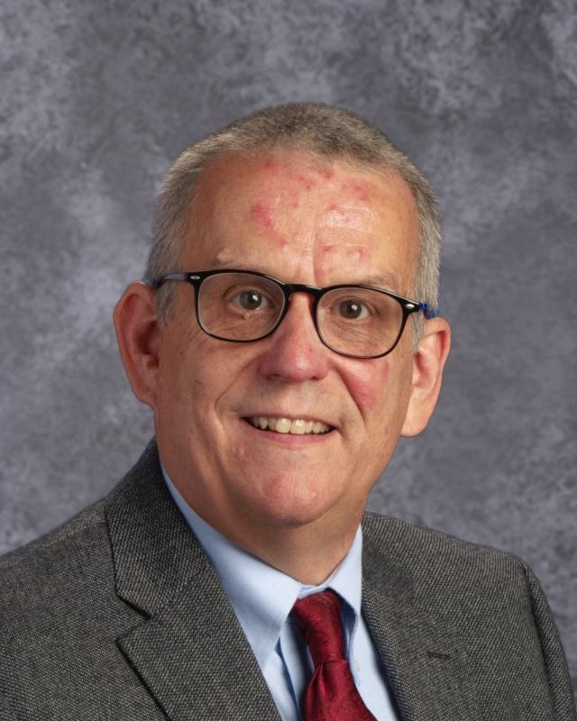 Dr. Jerry St.Clair, O.P.