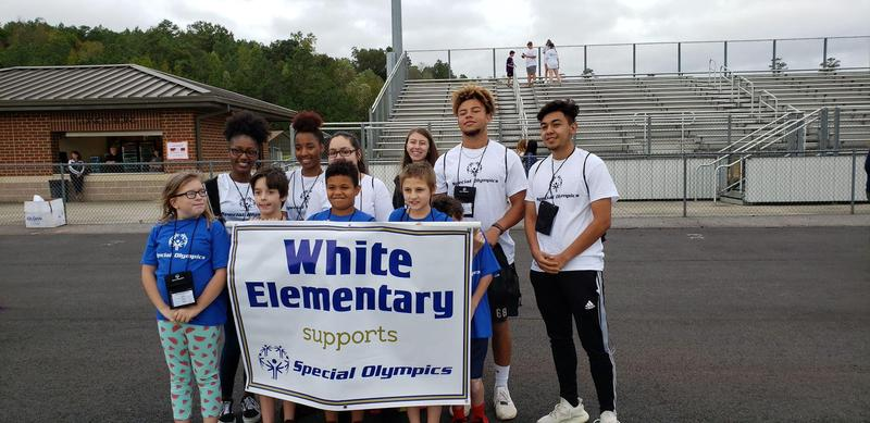 WES Goes for the GOLD at Special Olympics! Featured Photo