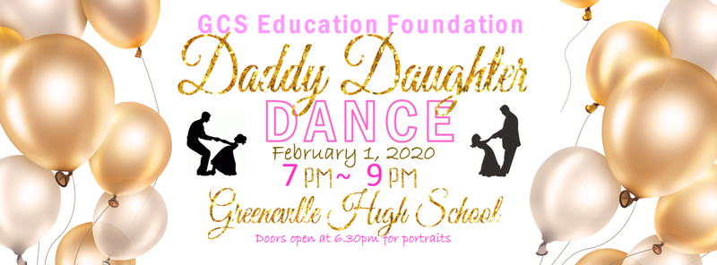 15th Annual GCSEF Daddy Daughter Dance- February 1st Featured Photo