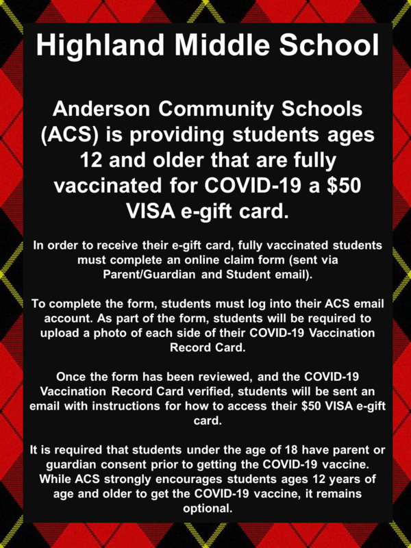 Student Vaccinations Thumbnail Image