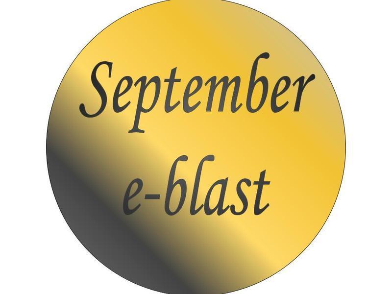 September E-blast Featured Photo