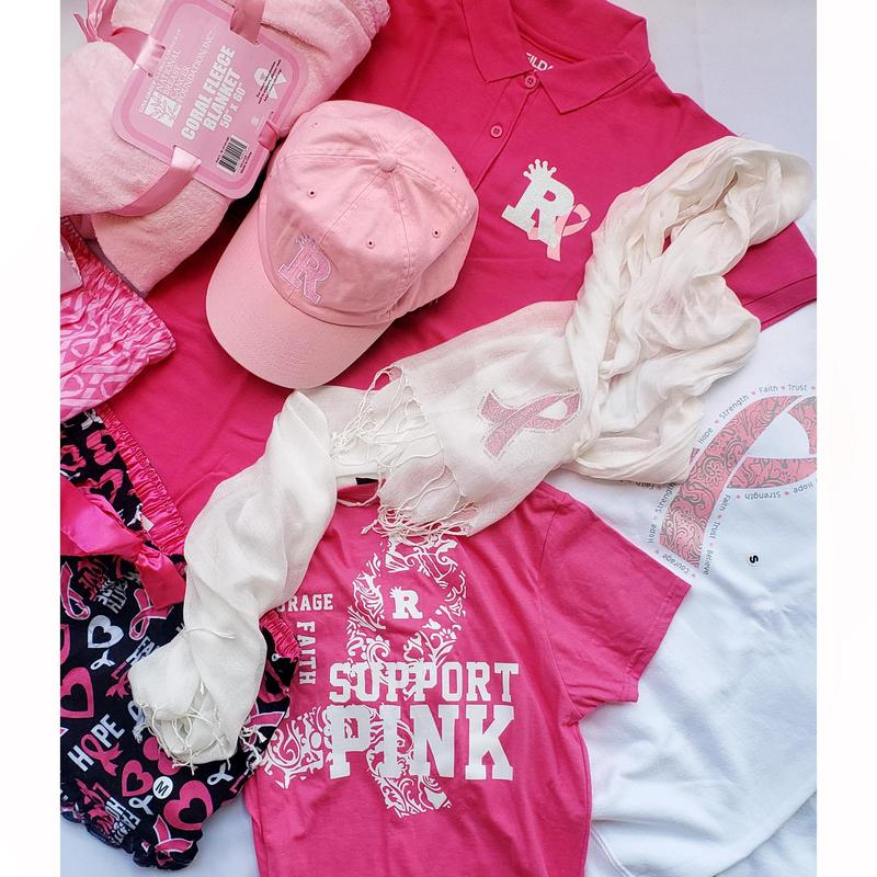 Rosary Goes Pink to Fight Cancer Featured Photo