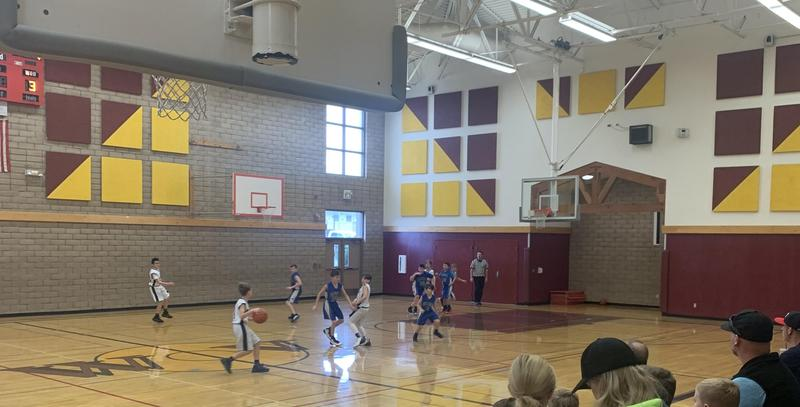 6th Grade Basketball Tournament