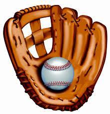 a picture of a baseball glove