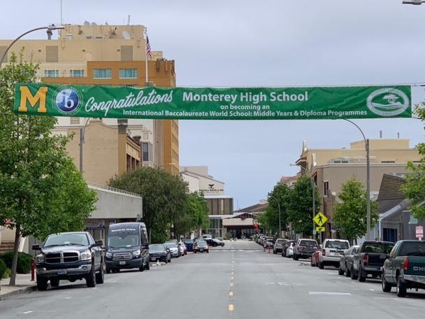 IB World School Banner