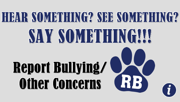 Report Bullying or Other Concerns