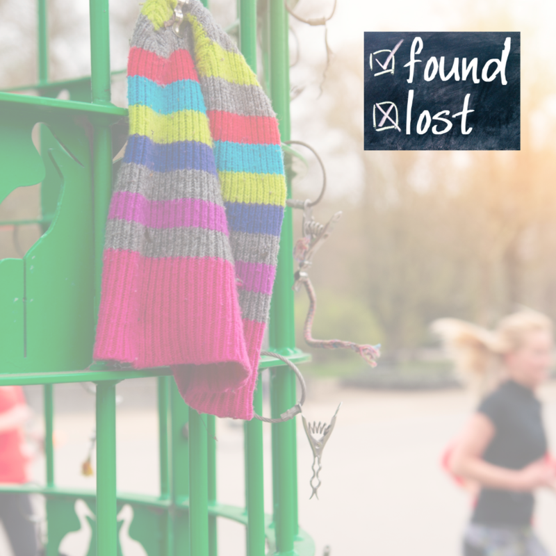 Reminder: Check the school lost and found bin on Friday at pickup, it is overflowing Featured Photo