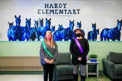 Congratulations Mrs. Pressley and Mrs. Hoffstaetter!