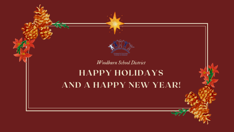 Happy Holiday Message