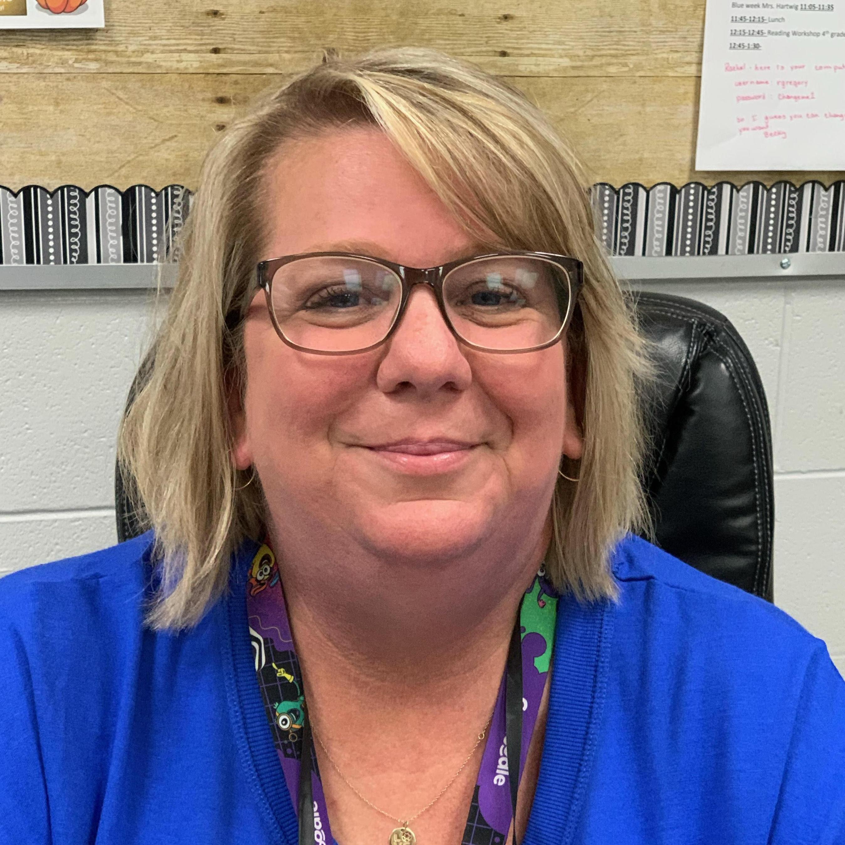 Rachel Gregory's Profile Photo