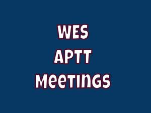 WES APTT Meetings