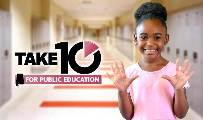 Take 10 For Public Education Featured Photo