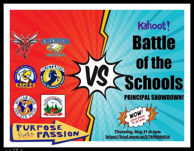 Principal Showdown! Featured Photo
