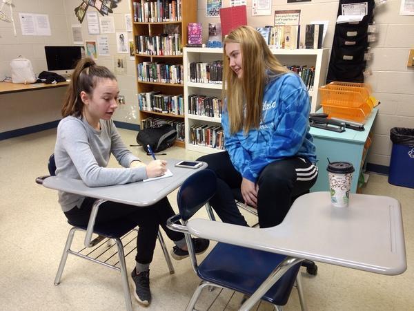 News Writing Class Featured Photo
