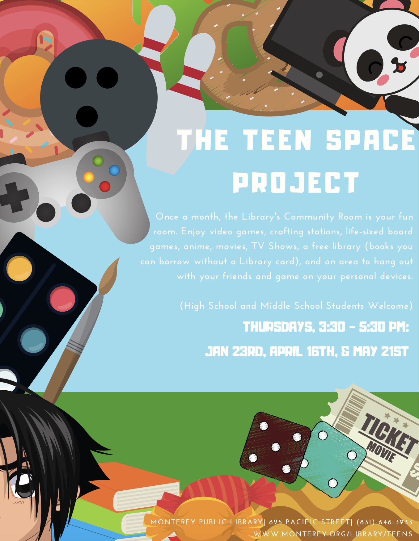 Teen Space Project