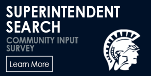 Superintendent Search Community Input Banner Image