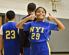 NYI Basketall Stars vs St. Margaret