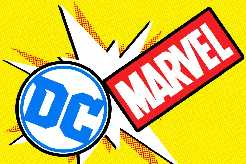 The Marvel and DC Conflict