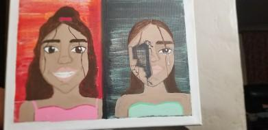 Art by Cortez Student - 6th - 8th