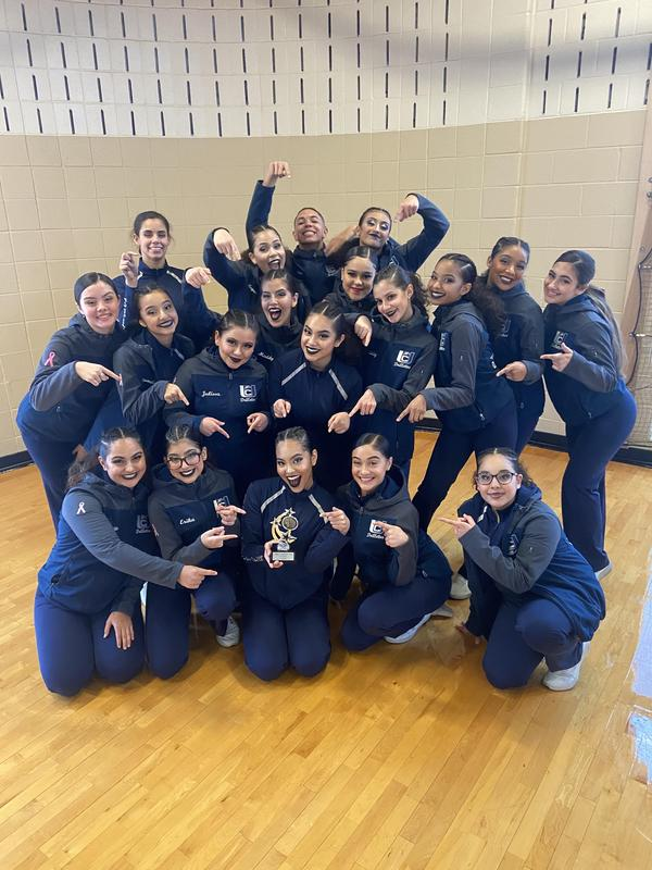 drillettes team 1st place winners