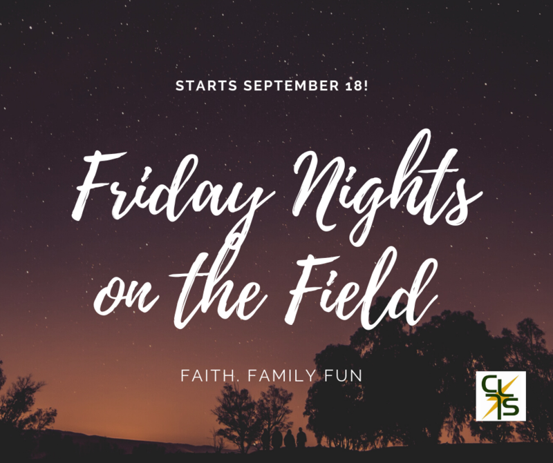 Friday Nights On The Field Starts September 18! Featured Photo