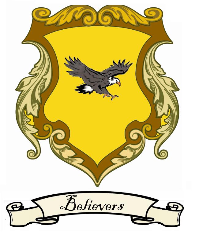 Believers Den Crest