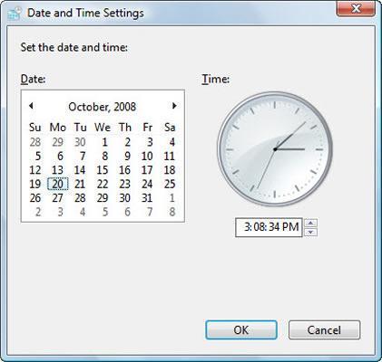 date n time