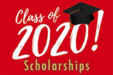 Class of 2020 Scholarship Recipients Thumbnail Image