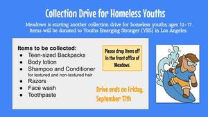 collection drive