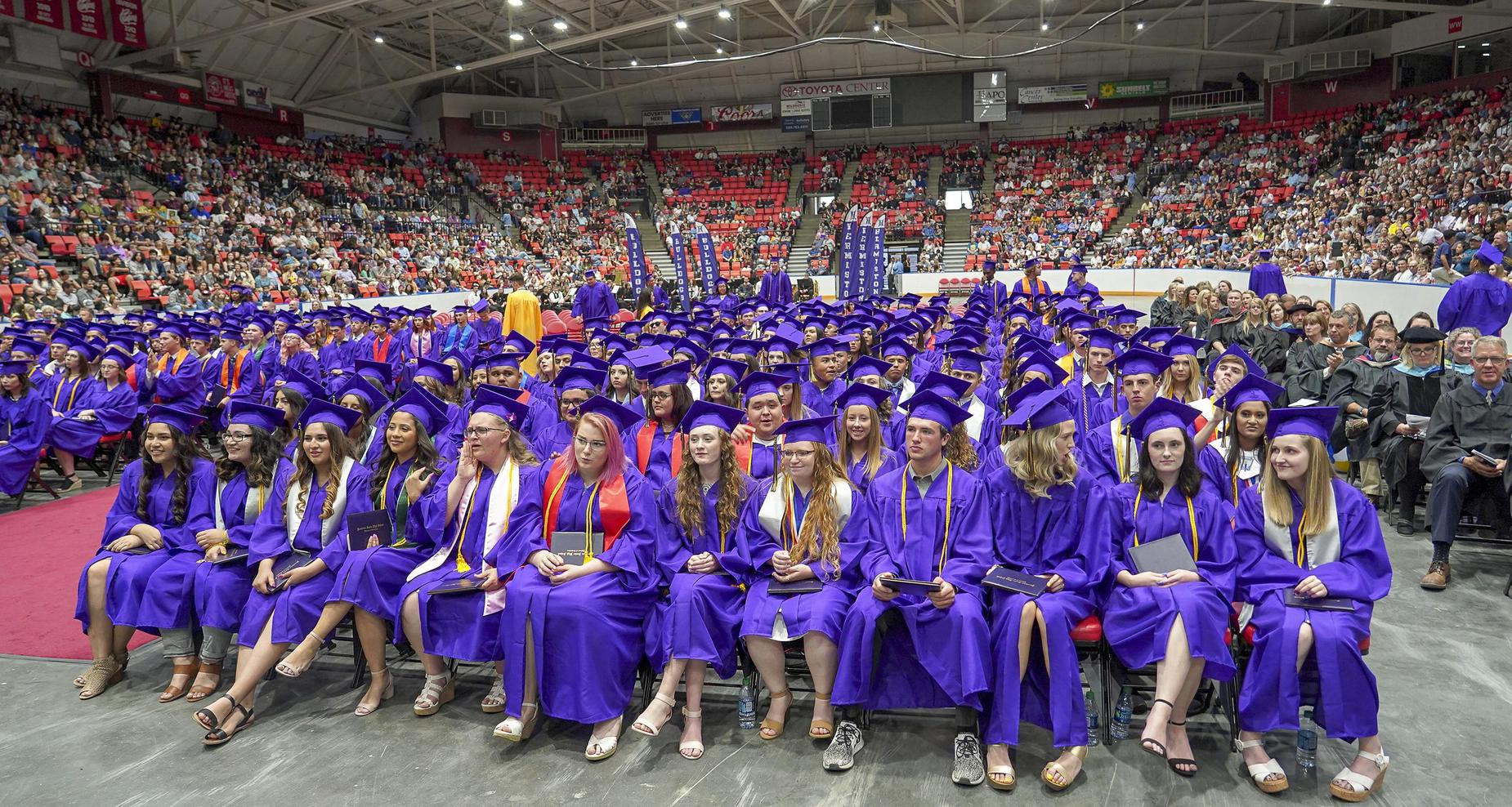Hermiston High School Graduation