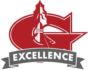 g banner logo