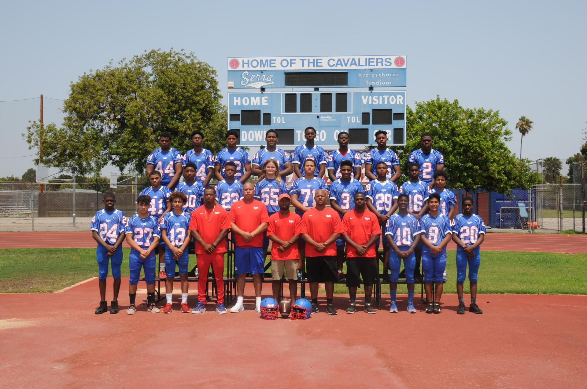 2018 Freshman Team