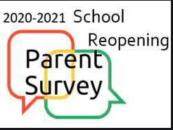 Reopening Survey for Middle and High School Students Featured Photo