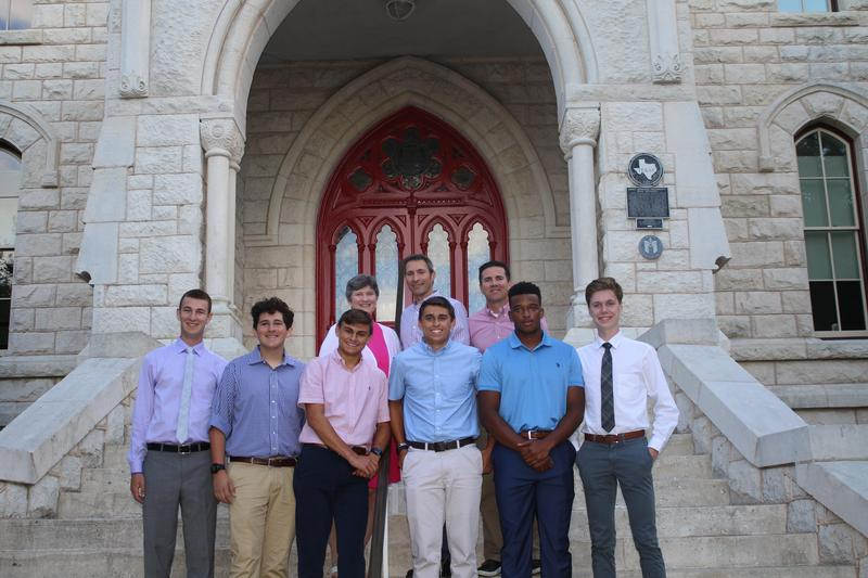 Student Council Members Attend Holy Cross Conference in Austin Featured Photo