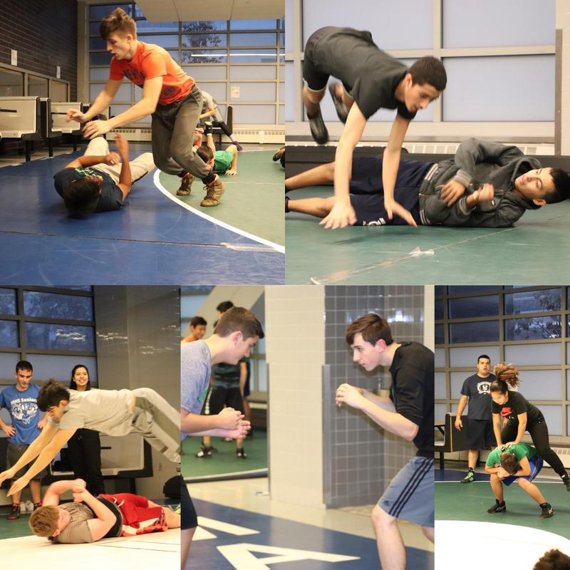 Maspeth High Wrestlers Poised To Take Down Competitors Featured Photo