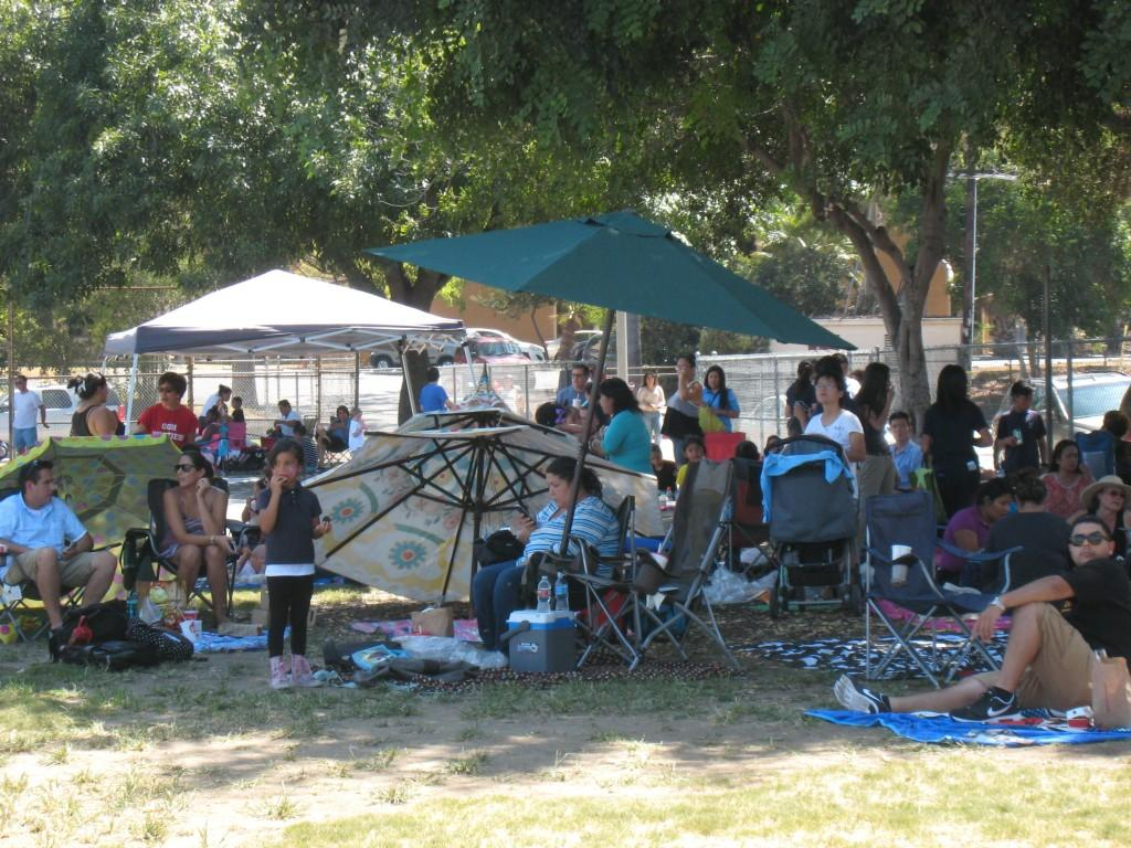 A fun day at the PTA/ASB Community Building Picnic