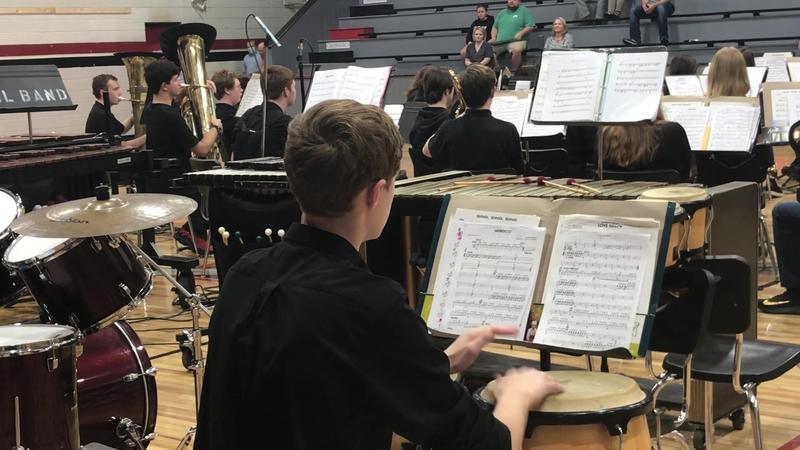 WLHS Jazz Ensemble Concert