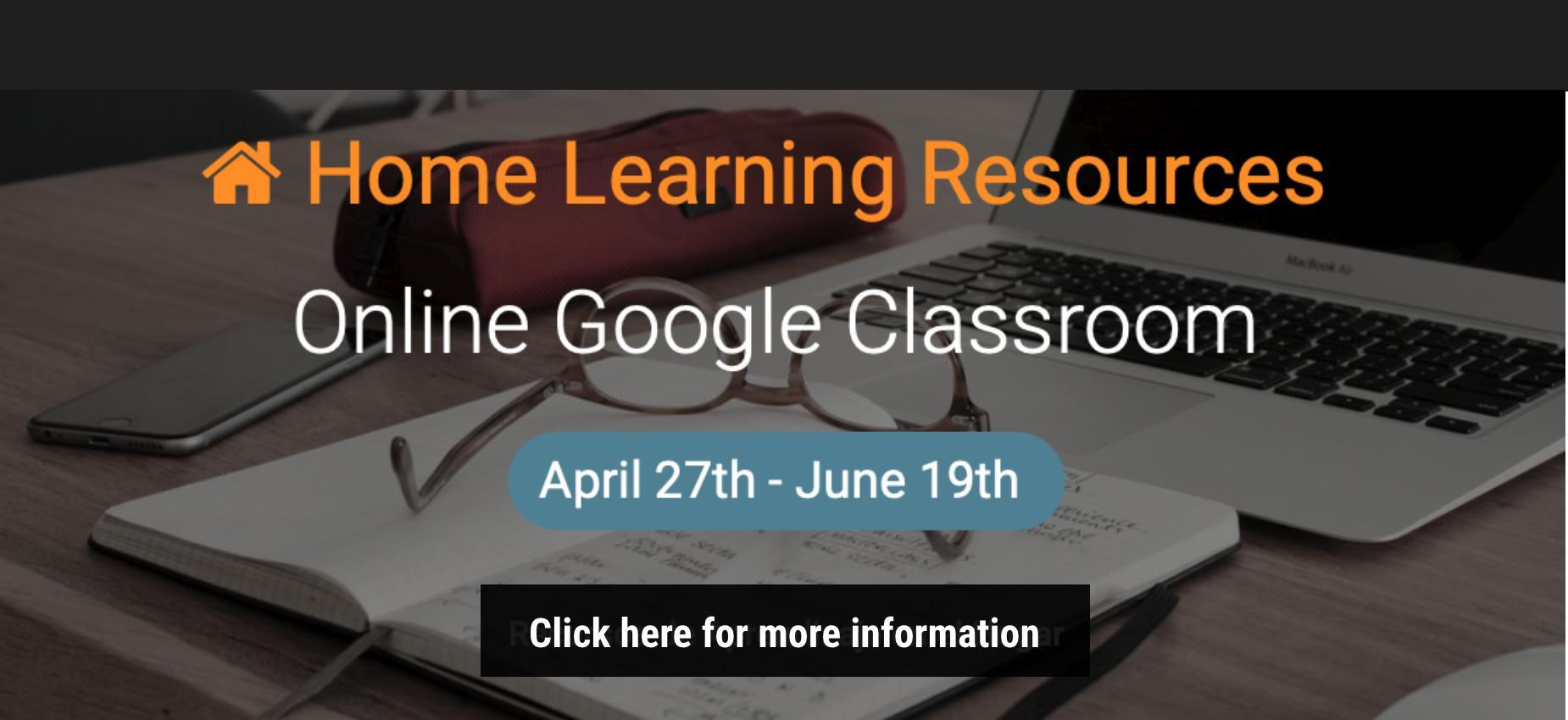 Image, Home Learning Resources