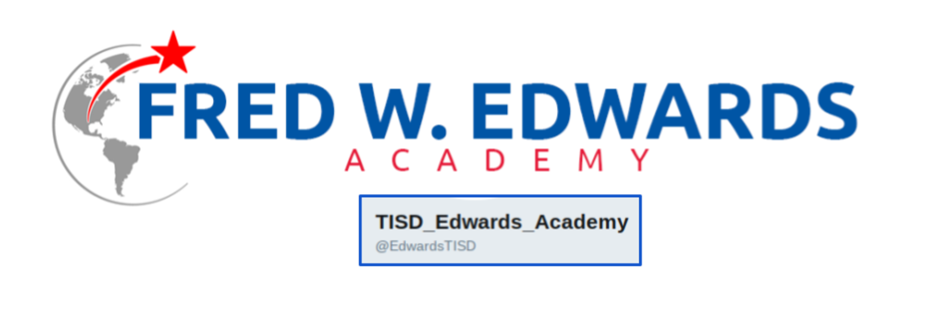 Edwards Academy Twitter Account link