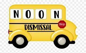 noon dismissal