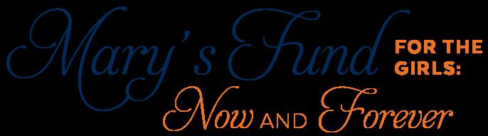 Mary's Fund logo