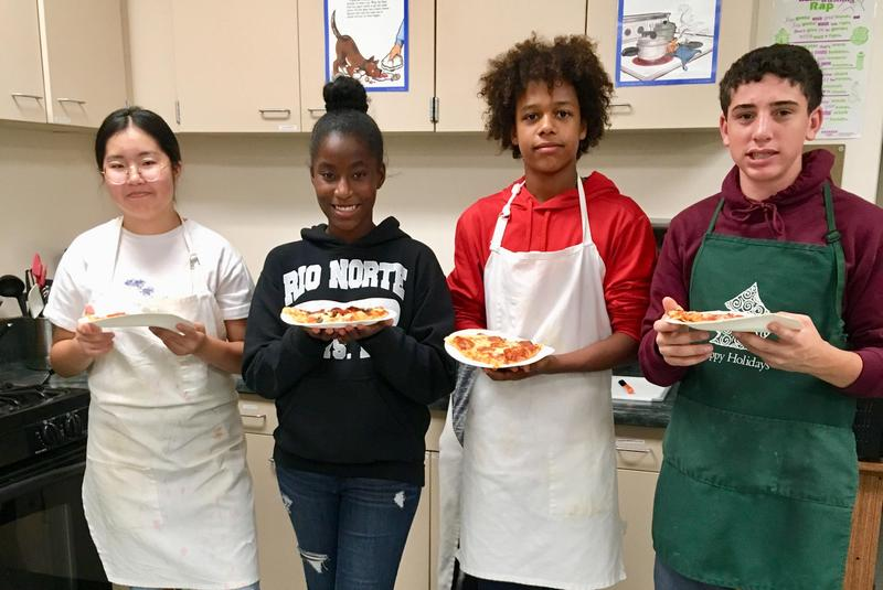 Pizza day in foods! Beautiful!