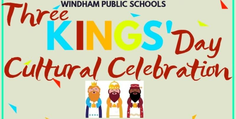 Three Kings Day Cultural Celebration on January 5 - Gifts, Music, and Food! Thumbnail Image
